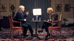 Prince Andrew's interview with Emily Maitlis has had huge repercussions. (Photo / BBC)
