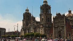 Mike Yardley: Tackling Mexico City