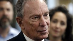 Michael Bloomberg has thrown his hat into the ring. (Photo / AP)