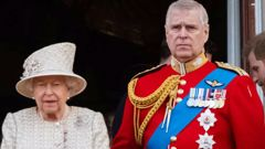 Tensions in the royal family remain high. (Photo / File)