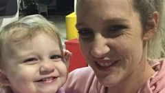 A 27-year-old mother has been charged with murder after two toddlers were found dead in a car south of Brisbane.