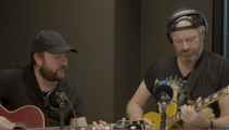 The Feelers perform live in studio