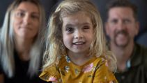 Girl blinded by treatment: Family battles ACC