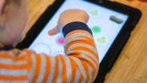 Study: Toddlers exceeding recommended screen time guidelines