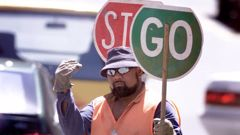 Traffic controllers could be in for a windfall in Queensland. (Photo / File)