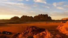 Mike Yardley: The colours of Wadi Rum, Jordan