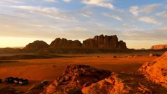 Mike Yardley: The colours of Wadi Rum, Jordan