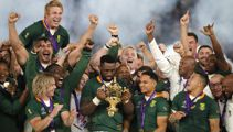"""Laurie Mains: """"South Africa's players aren't very good"""""""