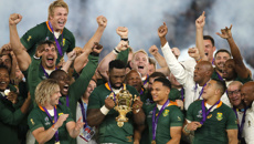 Werner Swanepoel: South Africa still celebrates one month on from Rugby World Cup win