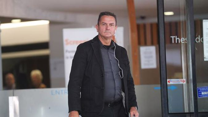 Fergus McMahon is responsible for one of the country's strangest crime waves. (Photo / NZ Herald)