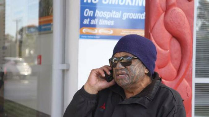 Pete Smith was last week refusing to travel to Whangārei for dialysis after being refused further treatment in Kaitaia. (Picture / Peter Jackson)