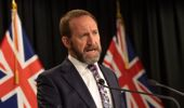 Justice Minister Andrew Little said there was no need for anyone other than New Zealanders to donate to our political parties or seek to influence our elections. (Photo / Mark Mitchell)
