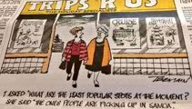 Otago Daily Times apologises over cartoon about Samoa's measles crisis
