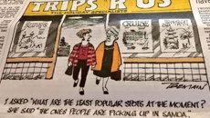 Otago Daily Times apologises over 'shameful' cartoon about Samoa's measles crisis