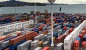 Chief executive Tony Gibson says moving the ports will be costly. (Photo / NZ Herald)