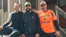 US tramper rescued from Te Araroa Trail after sending SOS to Texas