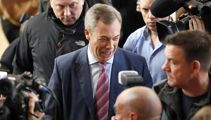 Nigel Farage's Brexit Party hit by split a week before election
