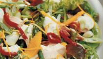 Allyson Gofton: Salmon salad with creamy tarragon dressing recipe