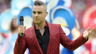 Music review: The Christmas Present by Robbie Williams