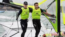 Peter Burling and Blair Tuke claim fifth world championships
