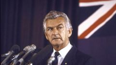 Former Australian PM Bob Hawke allegeldy asked his daughter to keep her rape a secret. (Photo / Getty Images)