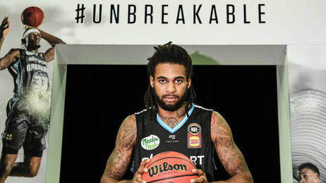 Breakers star Glen Rice Jr has contract ripped up after second arrest