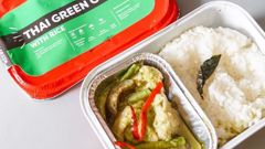 The airline's in-flight meals have a foodie fanbase. (Photo / Supplied)