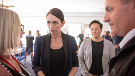 Jacinda Ardern: 'No limit' to NZ's capacity to embrace those impacted by tragedy