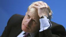 Enda Brady: Photo of boy on hospital floor causes trouble for Boris Johnson