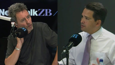 Simon Bridges feeling positive ahead of 2020 election