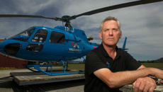 White Island eruption: Heroic Volcanic Air Safaris pilot Tim Barrow speaks out