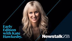 Kate Hawkesby: Thank you to our Early Edition audience