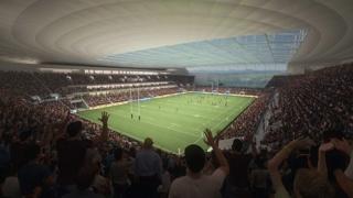 Christchurch stadium one step closer as council approves plan