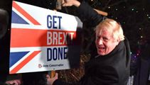 British voters wanting Brexit lead Conservatives to victory