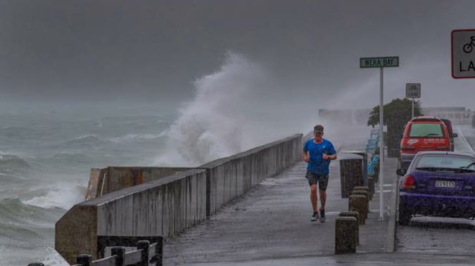 Summer storm on way, MetService says. File photo / Mark Mitchell
