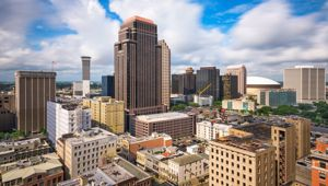 New Orleans has been hit by a co-ordinated attack. (Photo / Shutterstock via CNN)