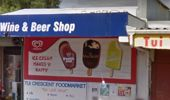 The ad outside a dairy in Whangarei. (Photo / Google Maps)