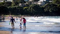 Faecal warning at Auckland's beaches following downpour