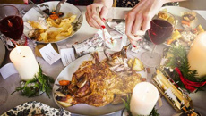 Claire Turnbull: Top tips for healthy eating and drinking over the festive season