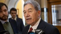 Peters talks 2019: Health issues, media and the coalition