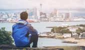 Tom Hall says there is a chance for New Zealand to rethink tourism. (Photo / Getty)