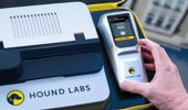 Hound Labs have revealed a new product that has the intention to stop people from driving under the influence of marijuana. (Photo / Hound Labs)