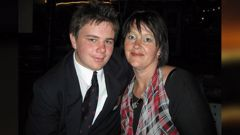 Eliot Jessep and his mum Paula, a year before she died in a tragic car crash. (Photo / Supplied)