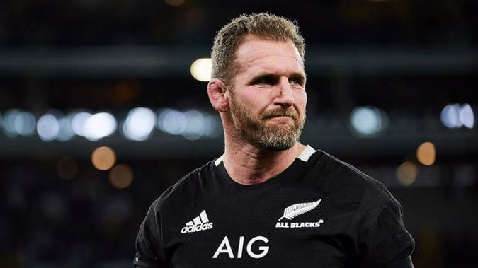 Kieran Read has revealed the key differences playing under Steve Hansen and Sir Graham Henry. Photo / Photosport