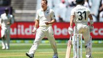Australia get lucky v Black Caps in first day of test