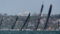 Kiwi Mike Sanderson who was on board Comanche who won the 2019 Sydney to Hobart Yacht race