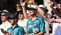 Peter Lalor: You blokes can drink, but the atmosphere has been terrific this test
