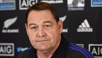 Sir Steve Hansen appointed a knight for services to rugby