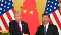 President Trump reveals D-day for US-China trade agreement