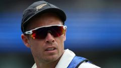 Tim Southee was surprisingly left on 12th man duties in Sydney. Photo / Getty
